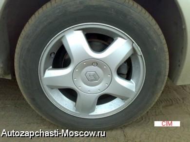 renault symbol шины